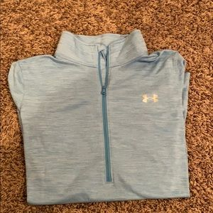 Under Armour Women's Fitted Zip-Up